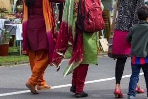 Indien goes Grüne Art Hortig